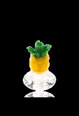 Empire Glass Peak Carb Cap Pineapple