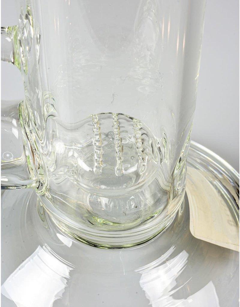 Stone Glass works Stone Glass Waffle To Mini 10 Arm Tree