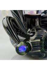 Drew Davis Drew Davis Black And White Reversal With Double Window UV, Honeycomb And Opal Sherlock