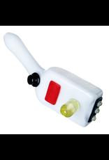 Empire Glass Portal Gun Pipe With UV Hand Pipe