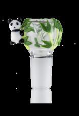 Empire Glass Panda 14mm Bowl