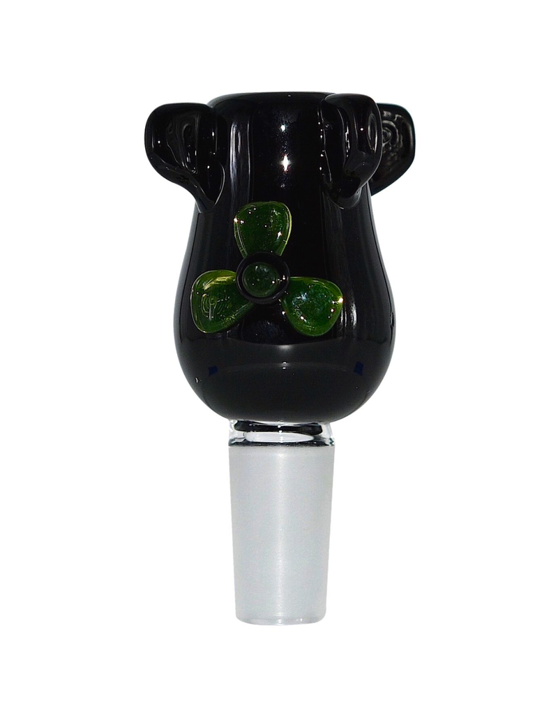 Empire Glass Radioactive bomb UV 14mm bowl