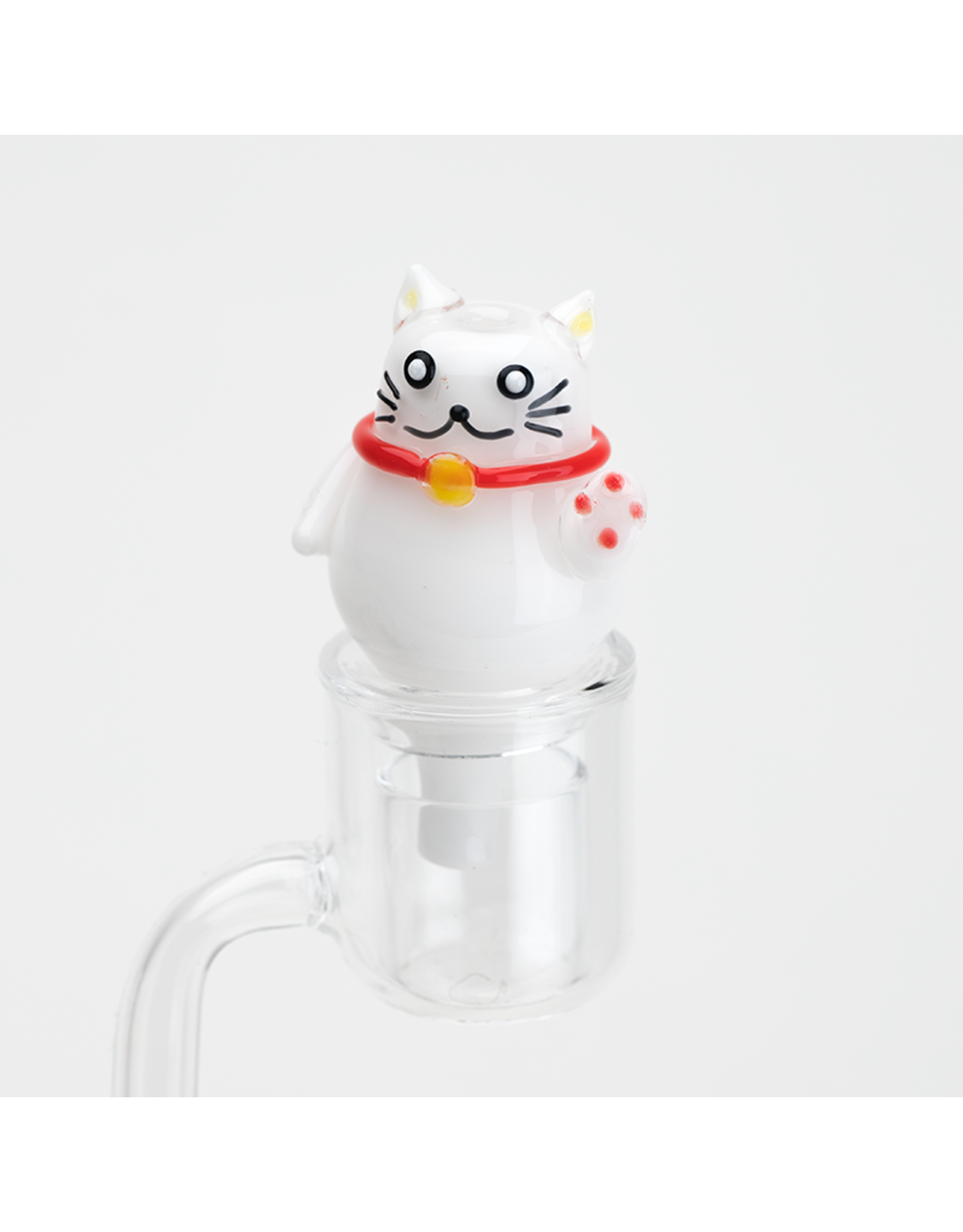 Empire Glass Zen Kitty Bubble Carb Cap