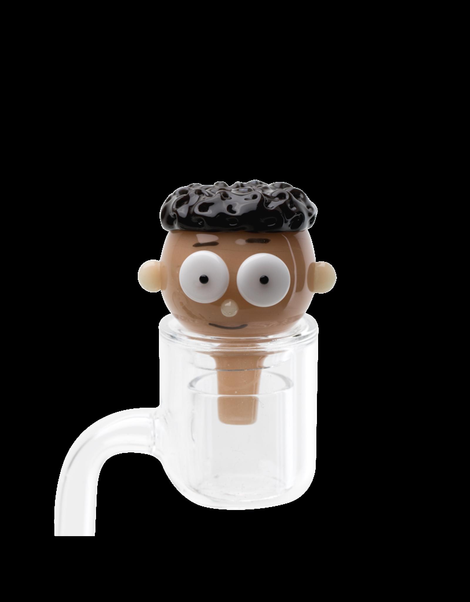 Empire Glass Morty Bubble Carb Cap