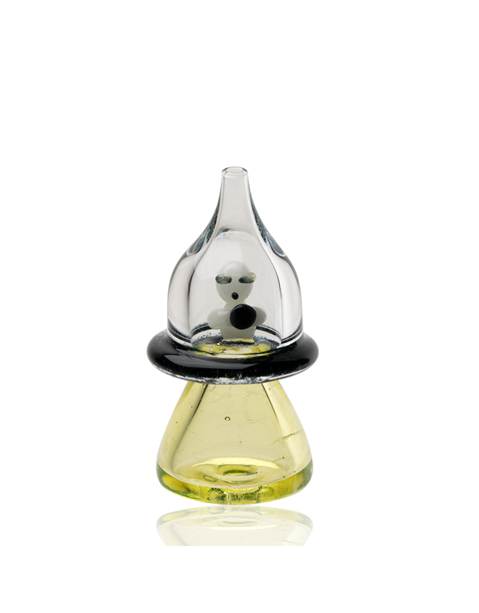 Empire Glass Illuminati Martian UV Bubble Carb Cap