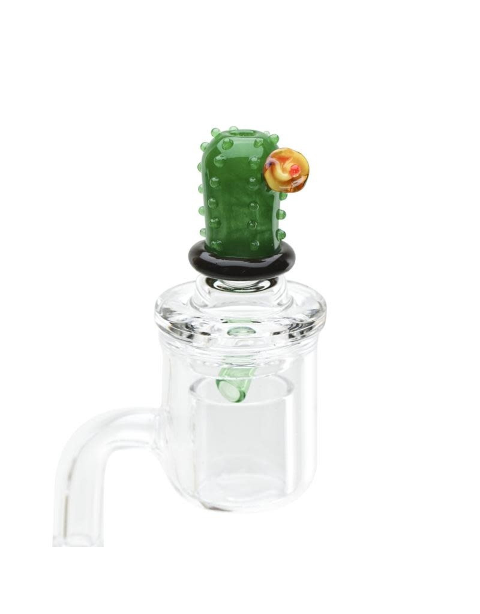 Empire Glass Barrel Cactus Carb Cap