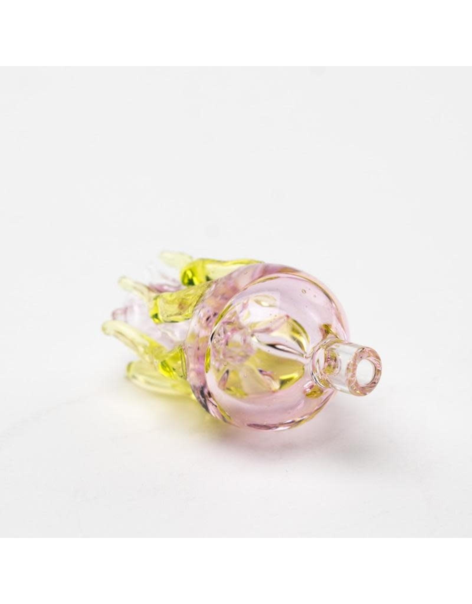 Empire Glass UV Jelly Fish Peak Bubble Cap