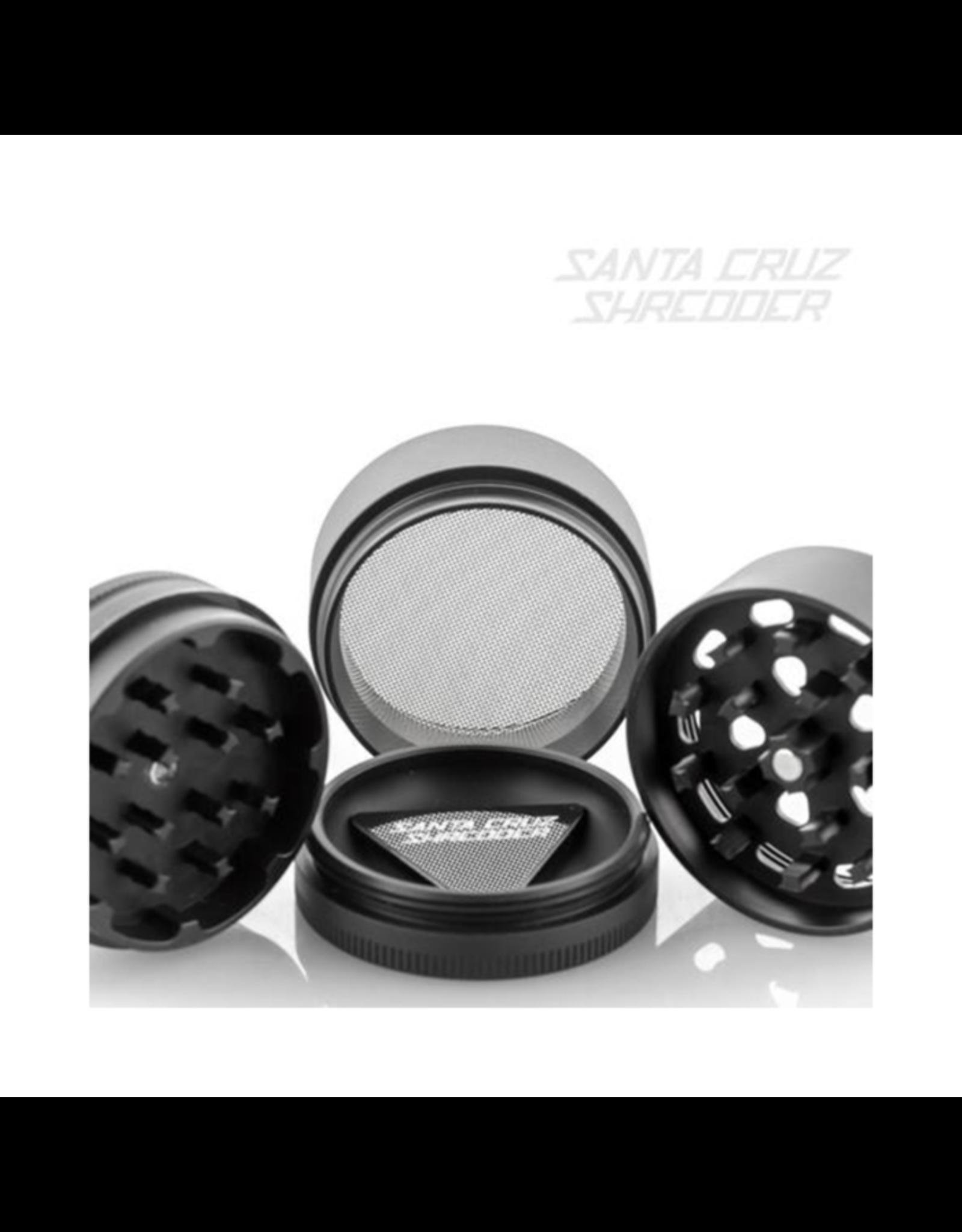 Santa Cruz Shredder Santa Cruz Shredder Small 4Pc Matte Black