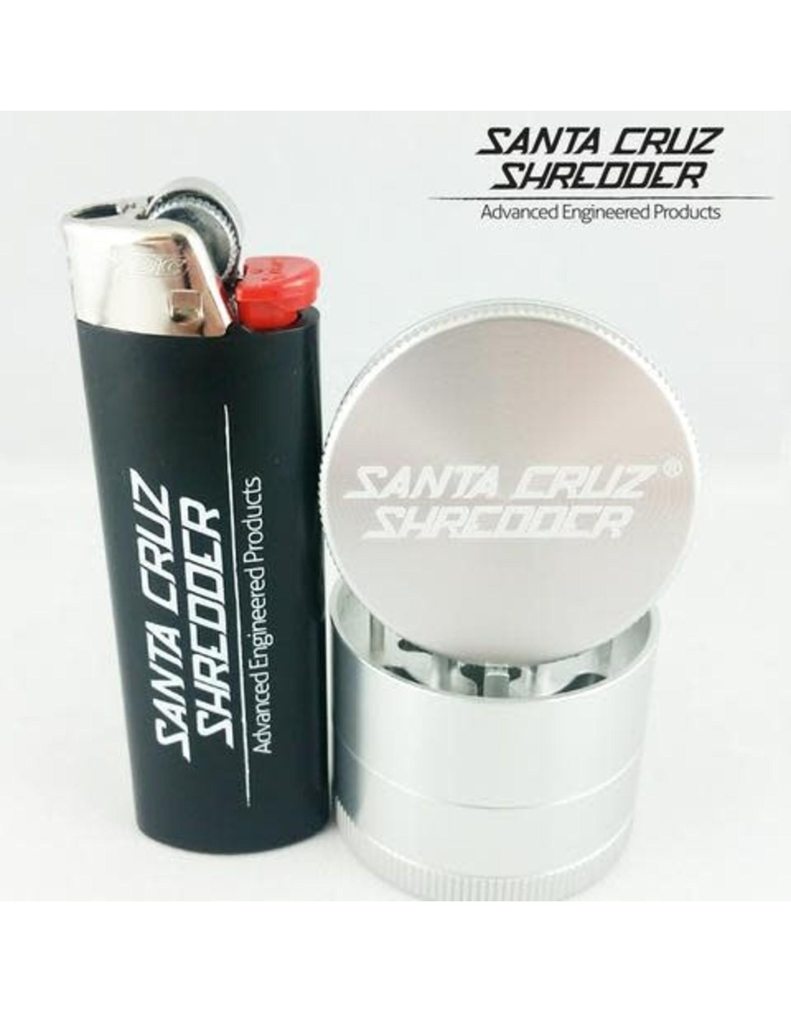 Santa Cruz Shredder Santa Cruz Shredder Small 4Pc Silver