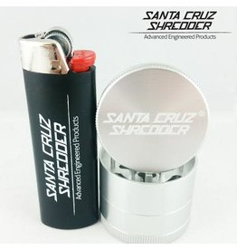 Santa Cruz Shredder Santa Cruz Shredder Small 4Pc Silver