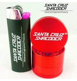 Santa Cruz Shredder Santa Cruz Shredder Small 4Pc Red