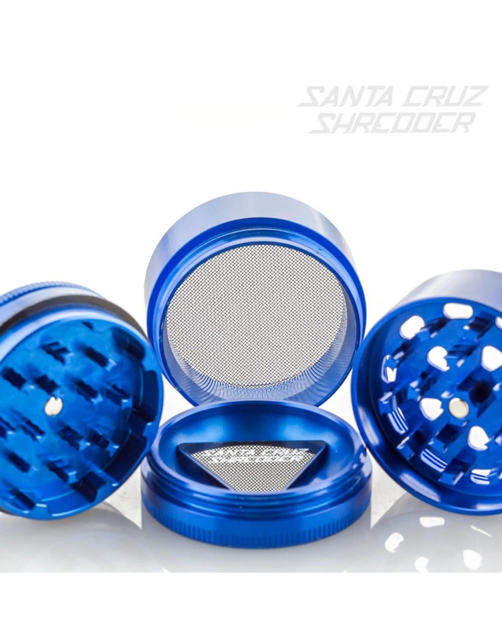 Santa Cruz Shredder Santa Cruz Shredder Medium 4Pc Blue