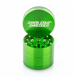 Santa Cruz Shredder Santa Cruz Shredder Medium 4Pc Green