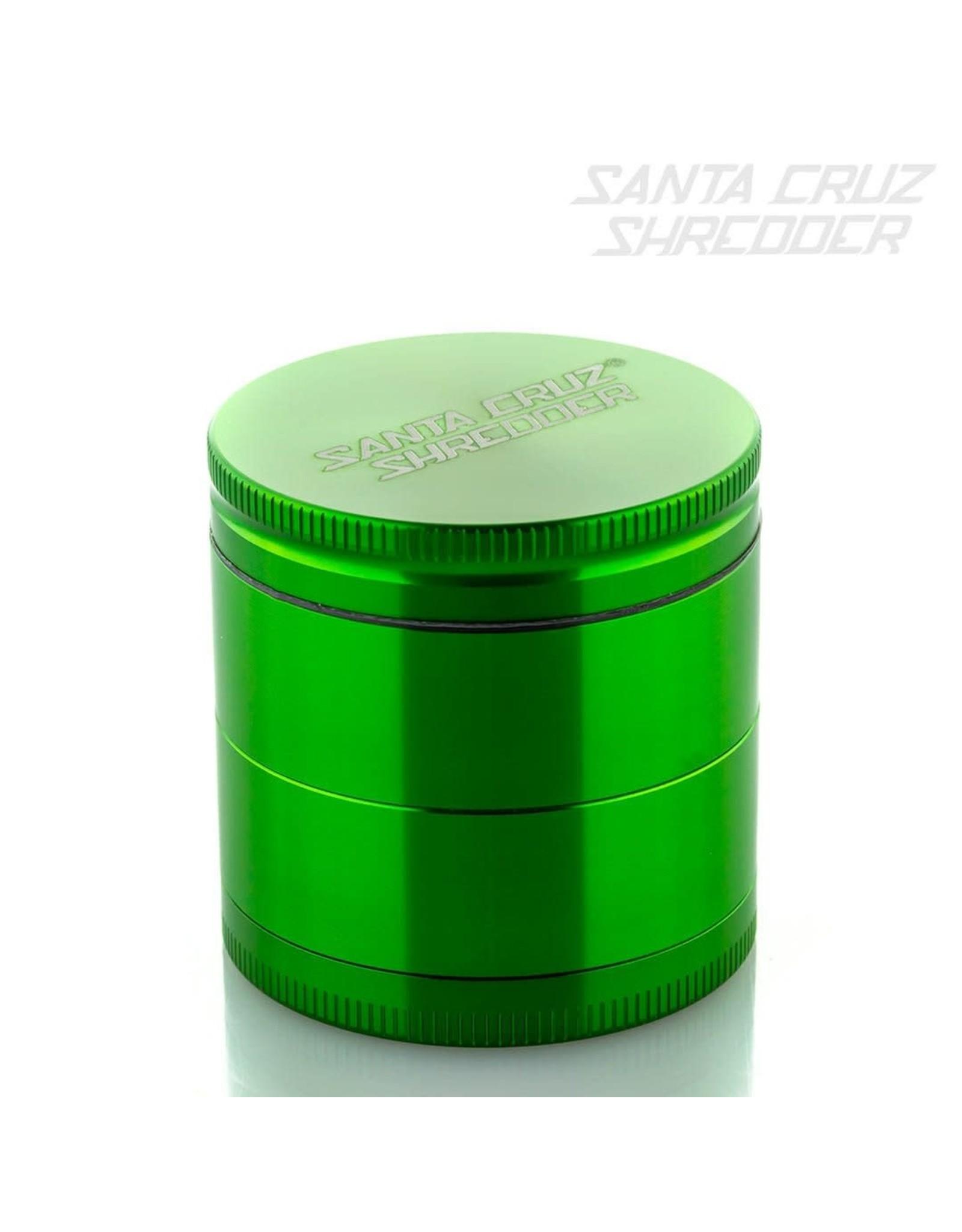 Santa Cruz Shredder Santa Cruz Shredder Medium 4Pc Green
