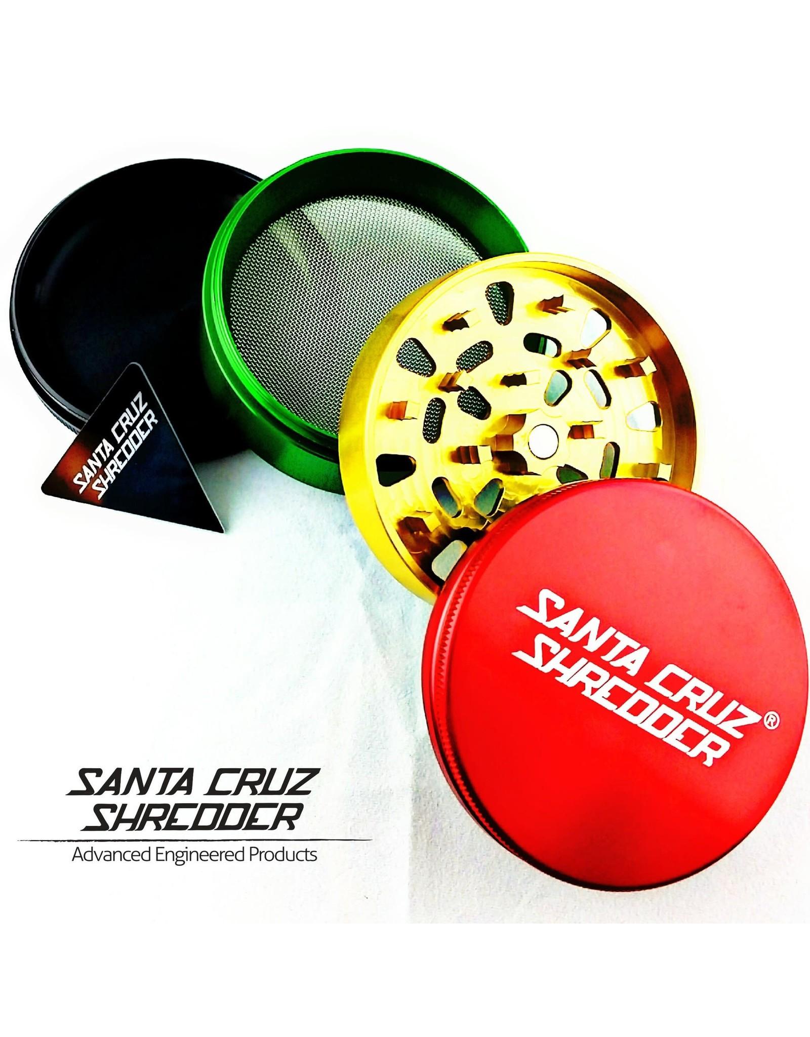 Santa Cruz Shredder Santa Cruz Shredder Large 4Pc Rasta
