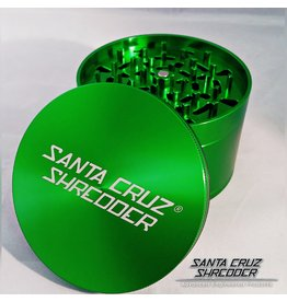 Santa Cruz Shredder Santa Cruz Shredder Jumbo 4Pc Green