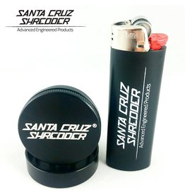 Santa Cruz Shredder Santa Cruz Shredder Small 2Pc Black