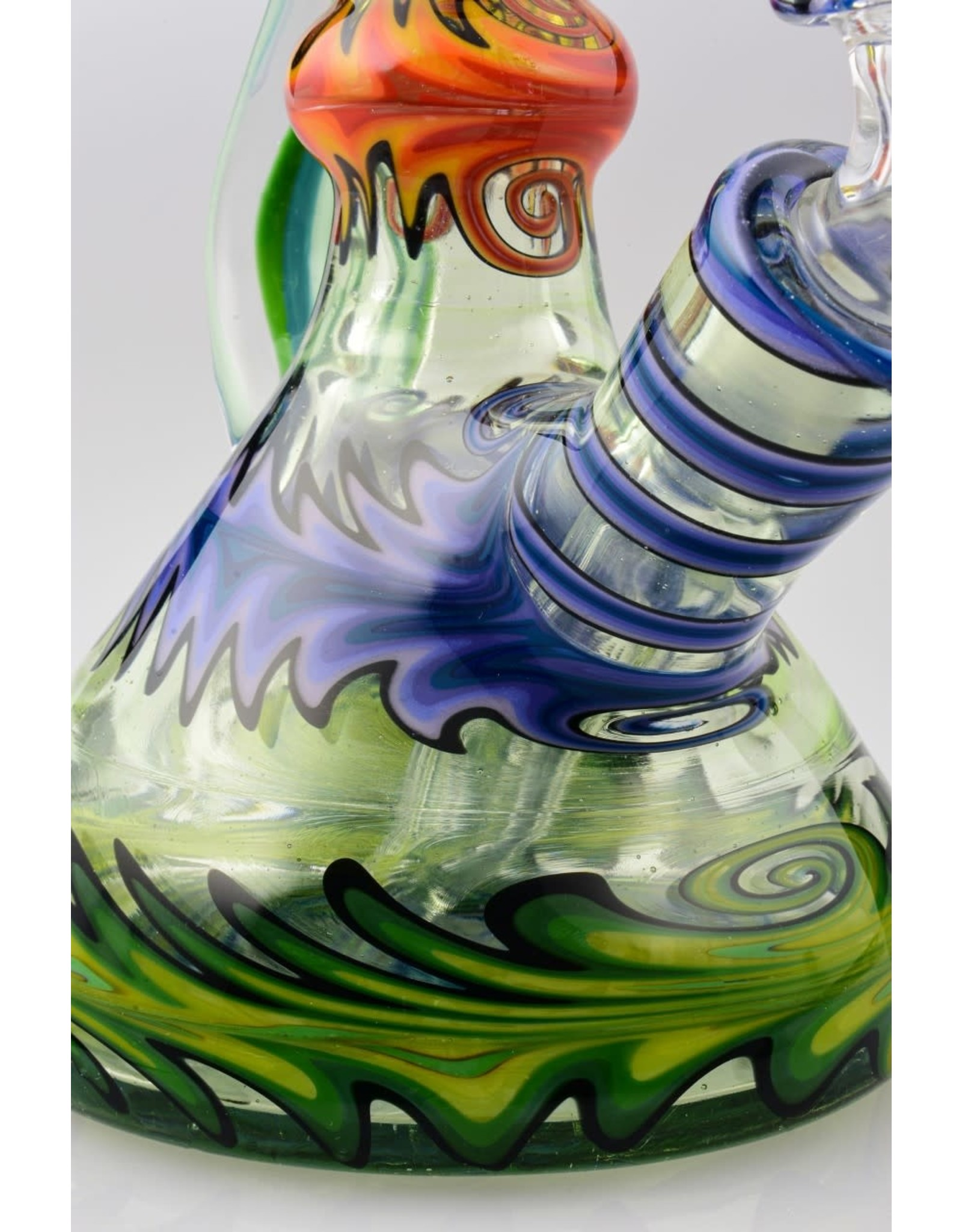 Jeff Green Jeff Green Mini Worked Beaker With Dome
