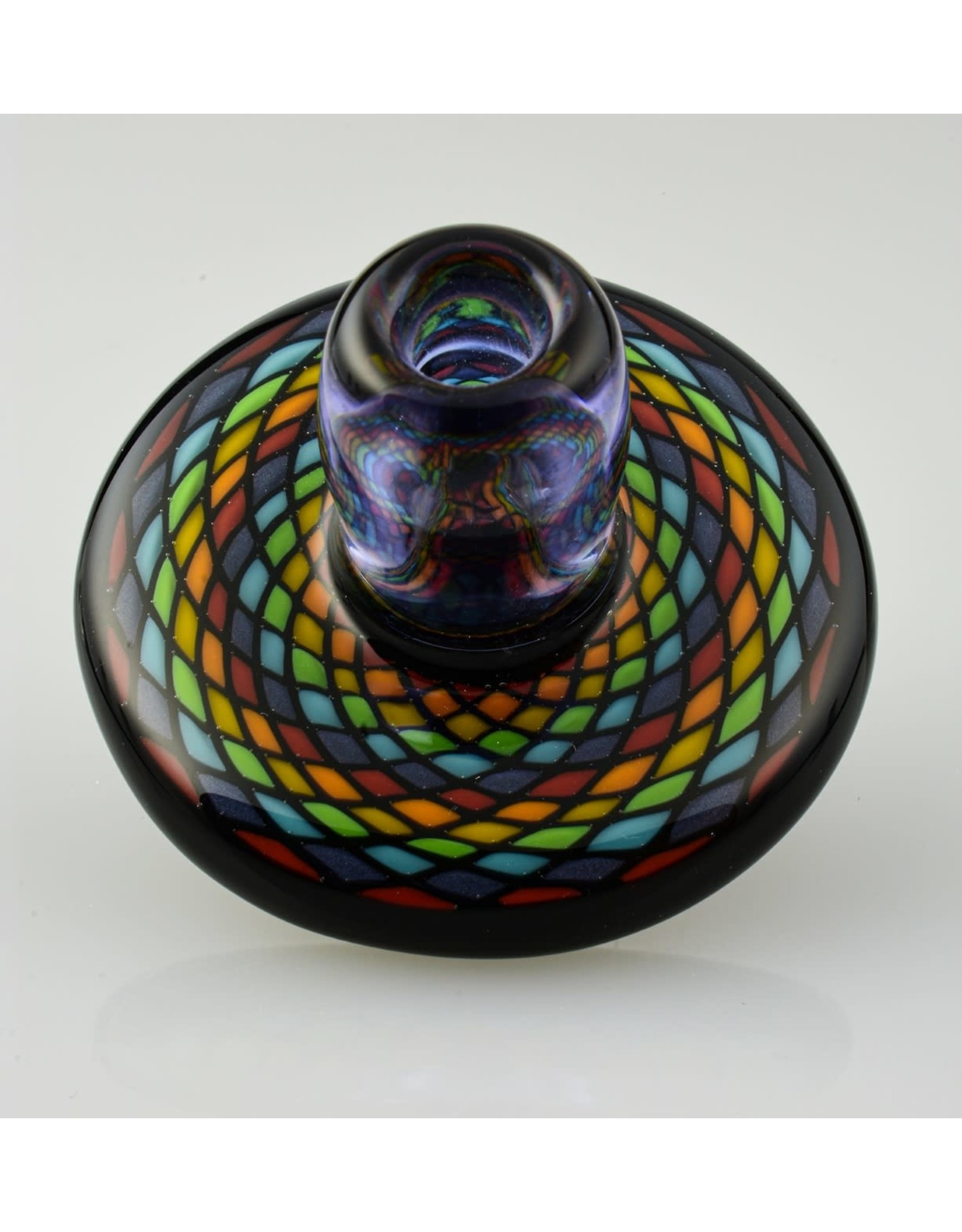 Kevin Murray Fillacello Carb Cap With Purple Handle