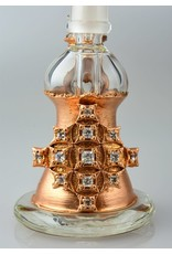 Kuhns Copper Plate With Gems Sherlock Rig