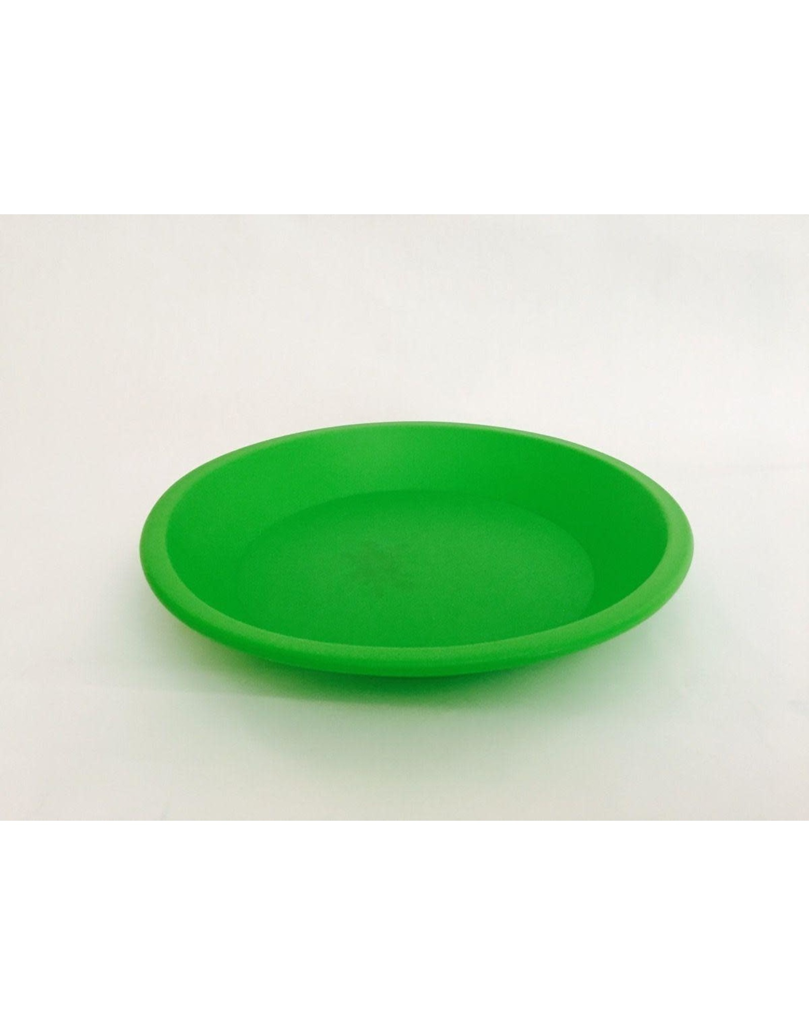 "No Goo NoGoo Goo Silicone Round Dish 8"""