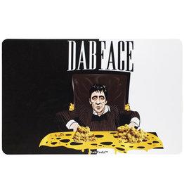 """DabPadz DabPadz Dab Mat 10""""x16"""" DabFace"""