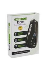 """sesh gear SeshGear Ride Thick Oil Vape 4.5"""" 450mAh Black"""