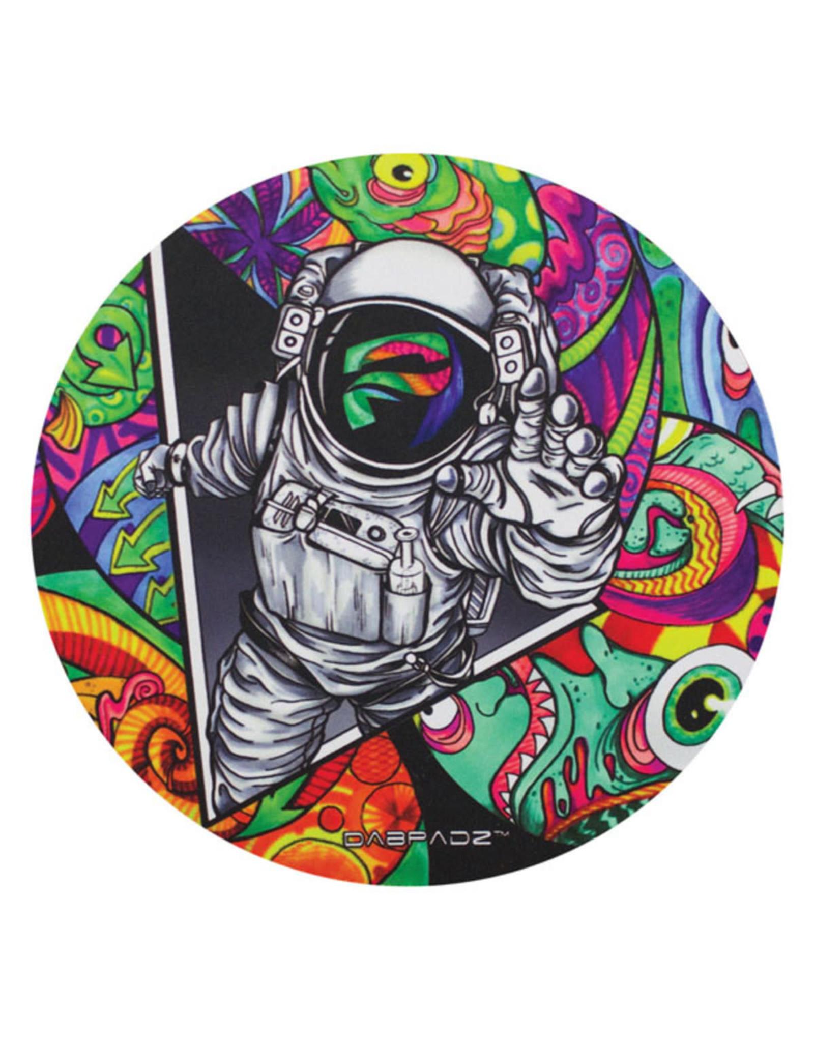 """DabPadz DabPadz 8"""" Fabric Top Pulsar Spaceman"""