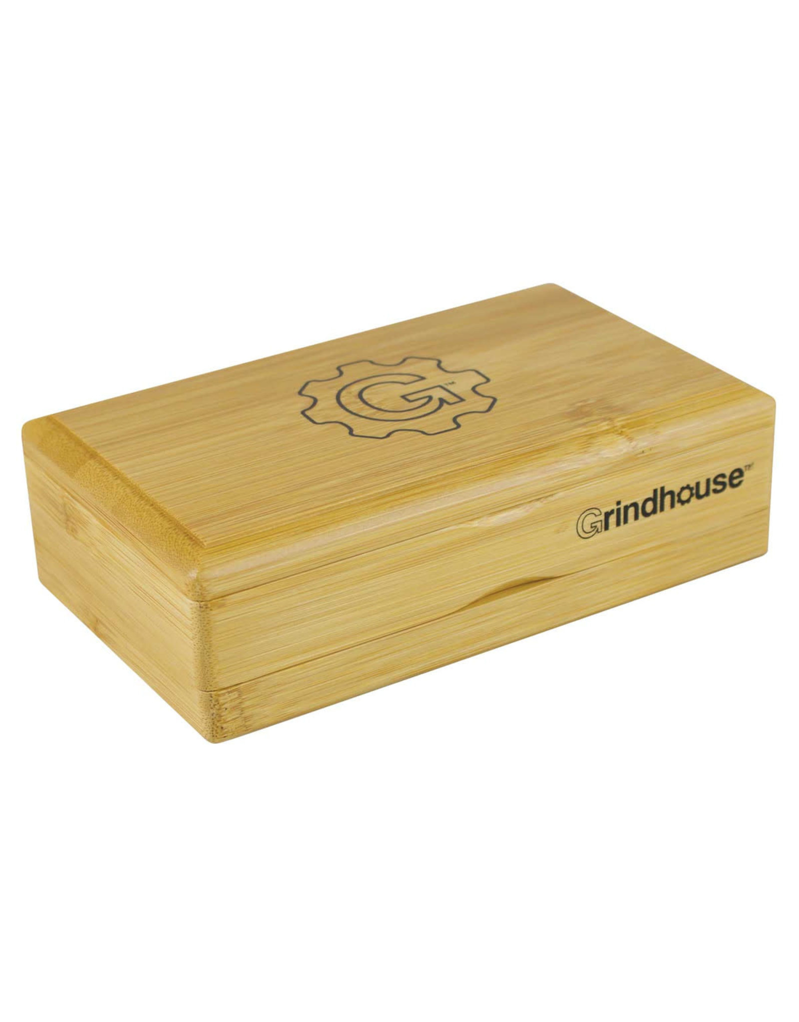"""Grindhouse Bamboo Small Sifter Box 3""""x5"""""""