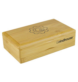 "Grindhouse Bamboo Small Sifter Box 3""x5"""