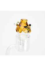 Empire Glass Bubble Cap Honey Drip