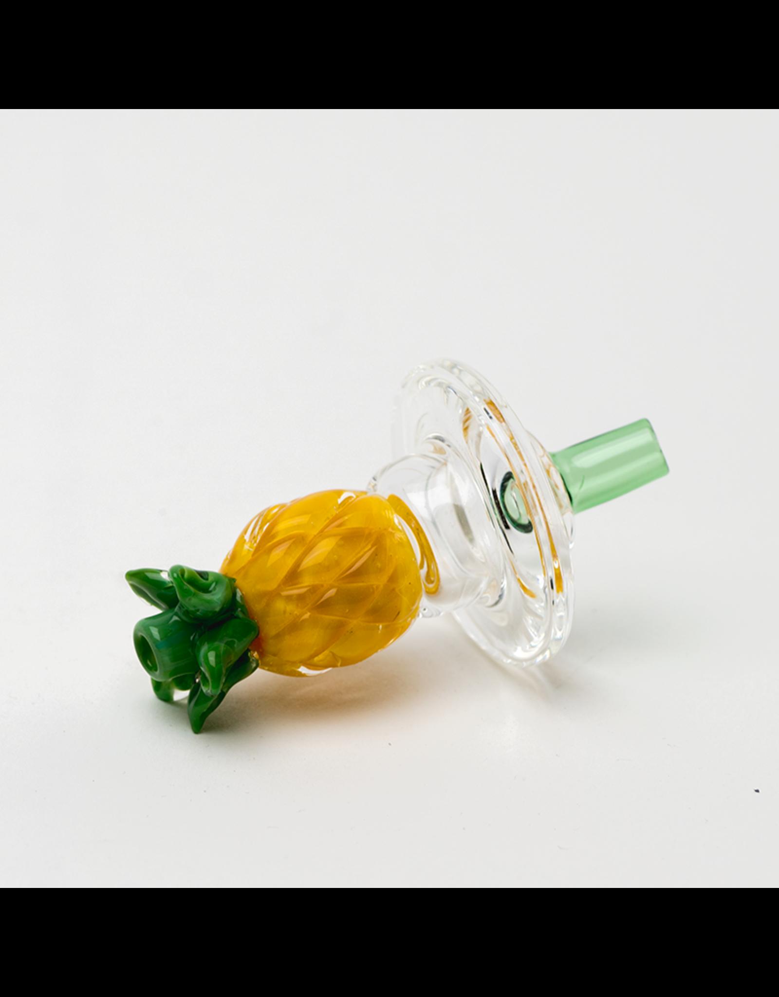 Empire Glass Pineapple Carb Cap