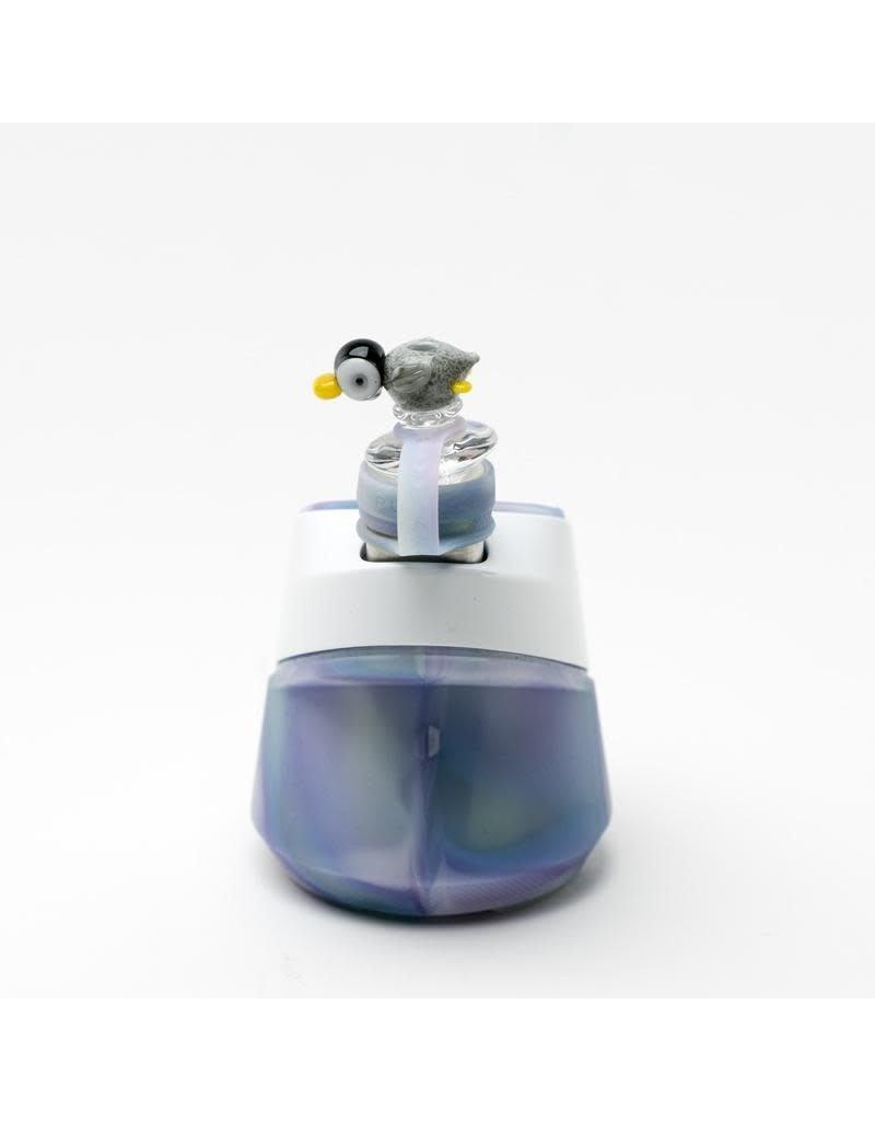 Empire Glass Peak Carb Cap Penguin Paulie