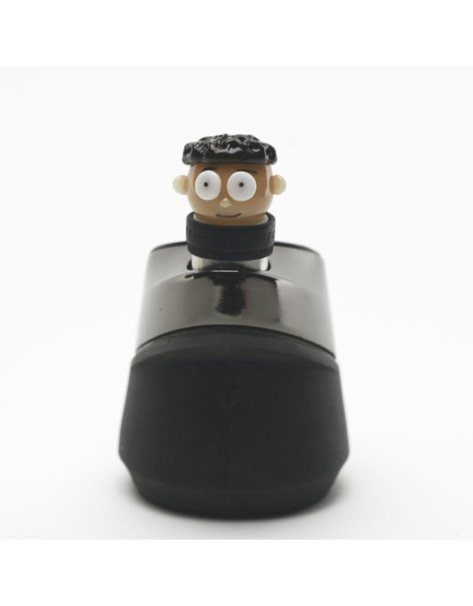 Empire Glass Morty Bubble Peak Carb Cap