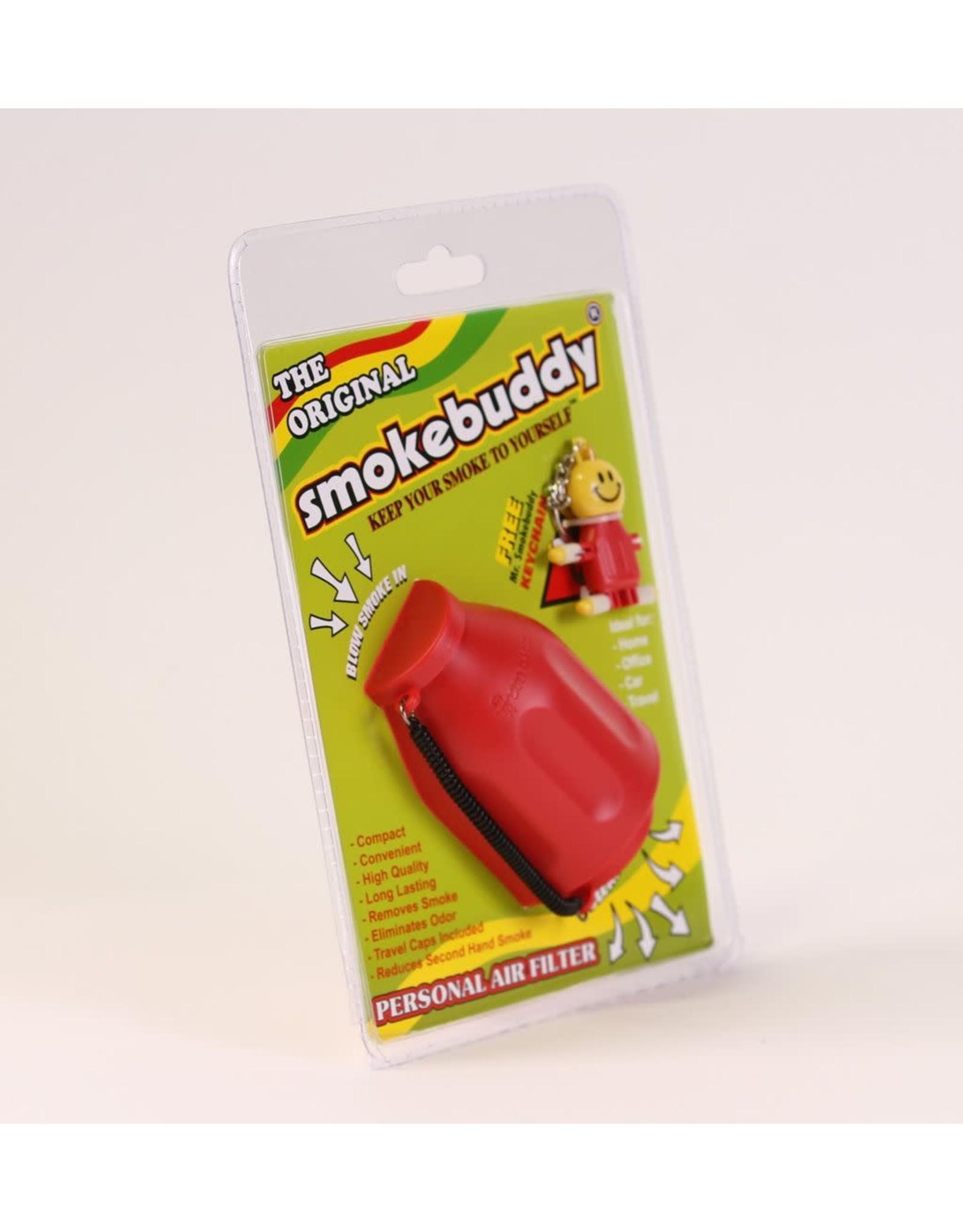 smoke buddy Red Smokebuddy Original Personal Air Filter