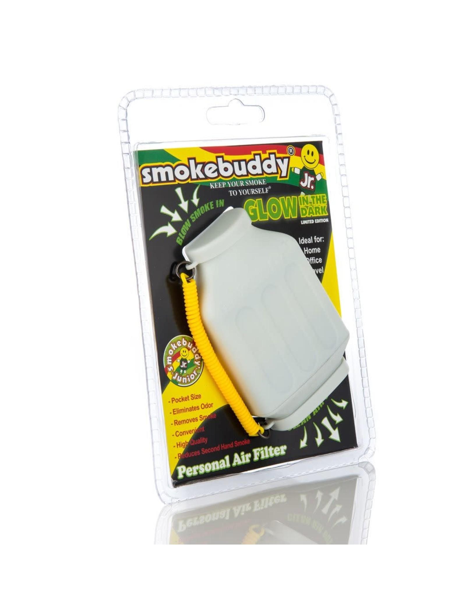 smoke buddy White Glow in The Dark Smokebuddy Junior Personal Air Filter