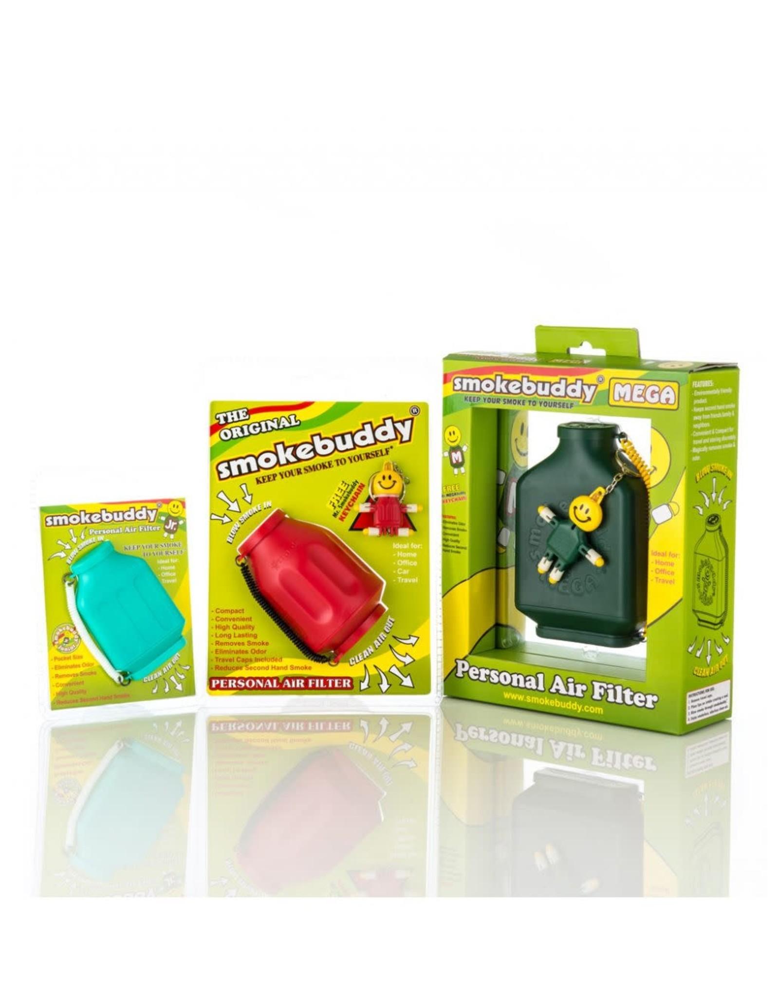 smoke buddy Green Smokebuddy MEGA Personal Air Filter