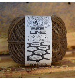 bee line Beeline Original Hemp Wick Ball Thin Roll 200 Feet