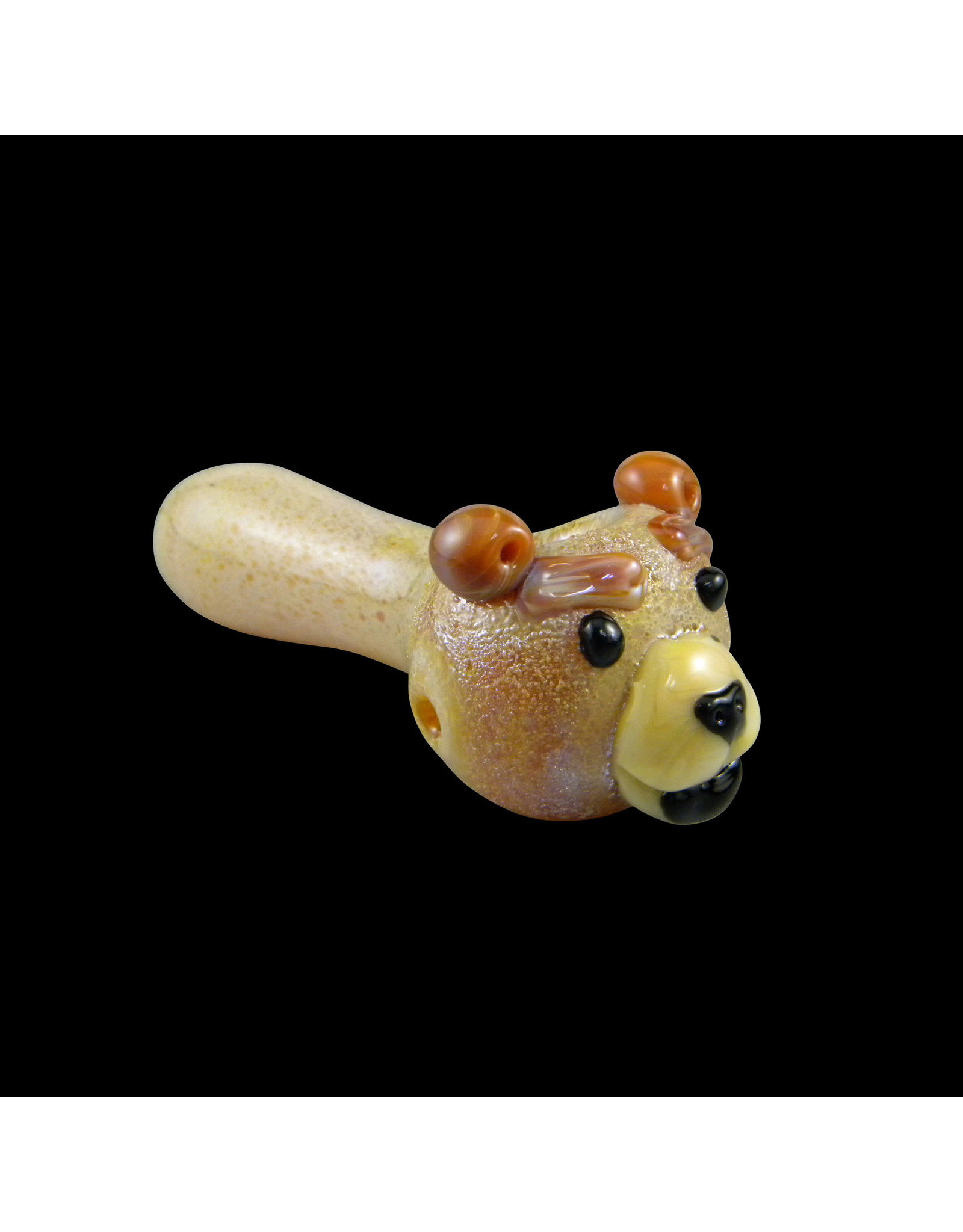 Chameleon Glass Ted D Bear