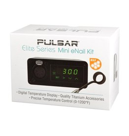 Pulsar Mini eNail Kit - Pulsar Elite Series