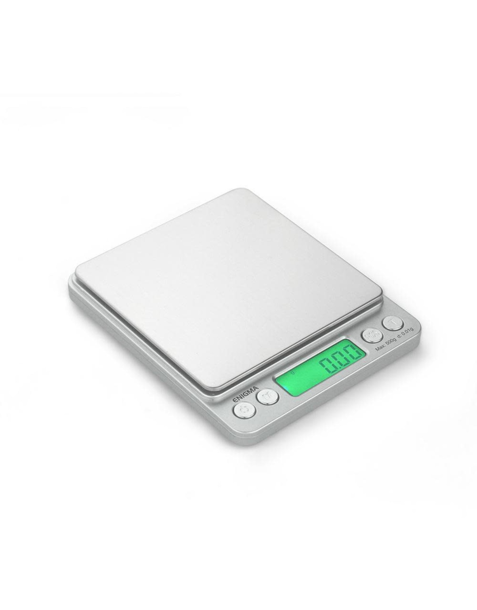 truweigh Truweigh Enigma Digital Mini Scale - 500g x 0.01g / Silver