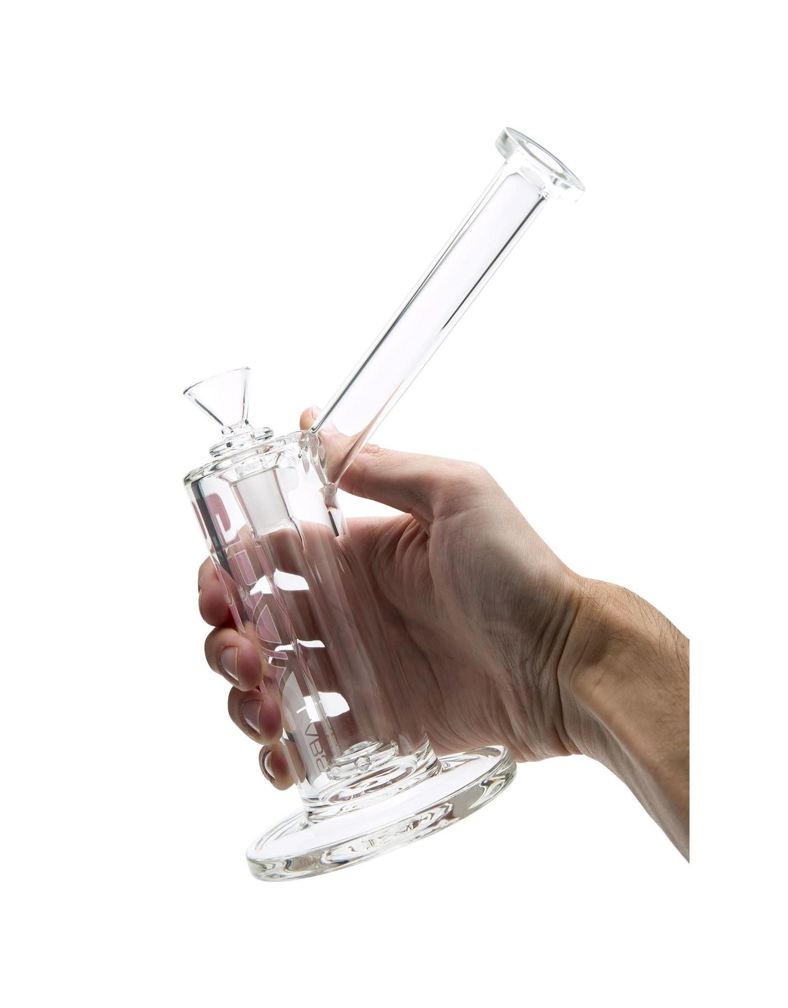 """Grav Labs Grav Labs 9"""" Grav Upright Bubbler - Clear"""