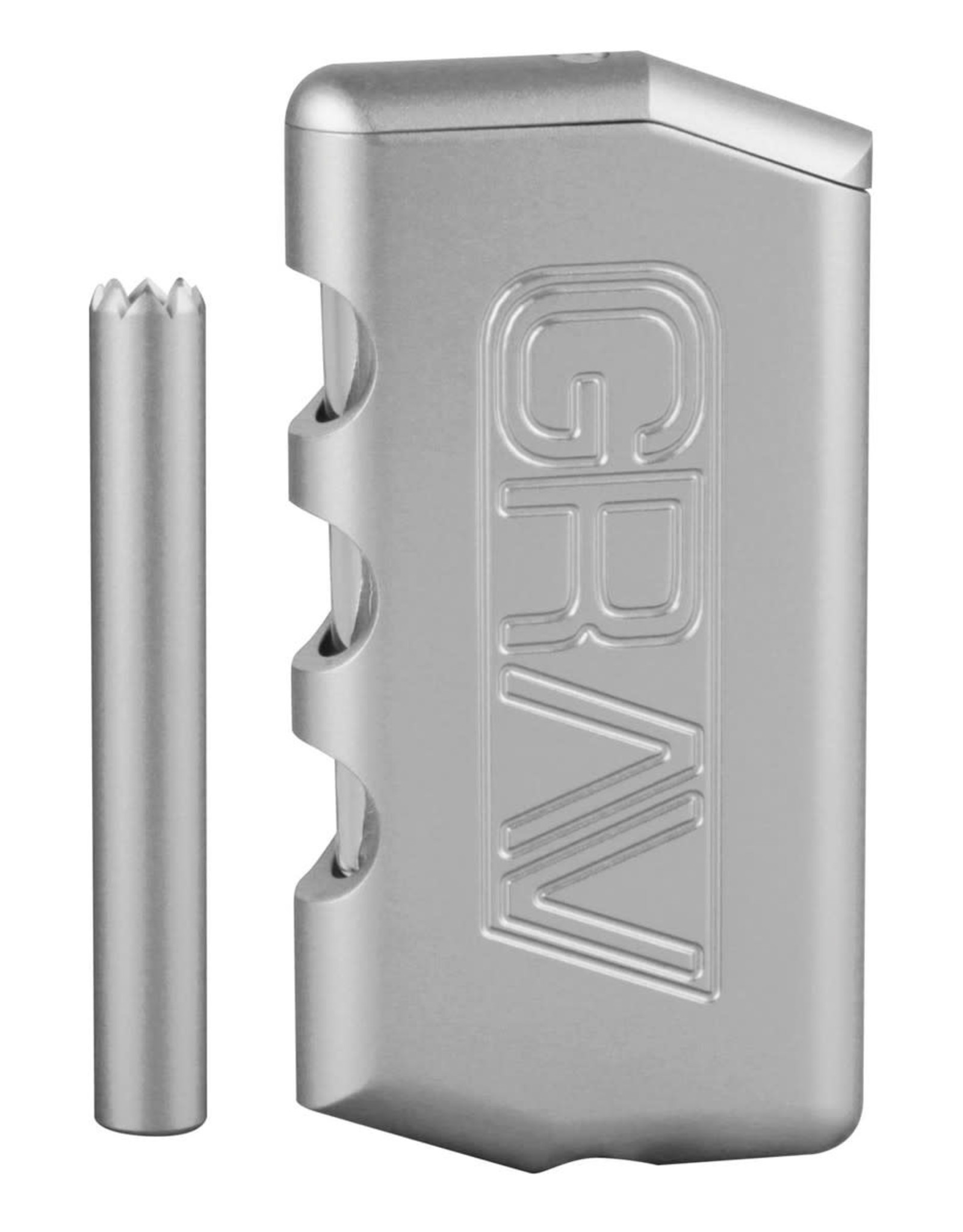 "Grav Labs Grav Labs Dugout - 3.75"" / Metal / Silver"