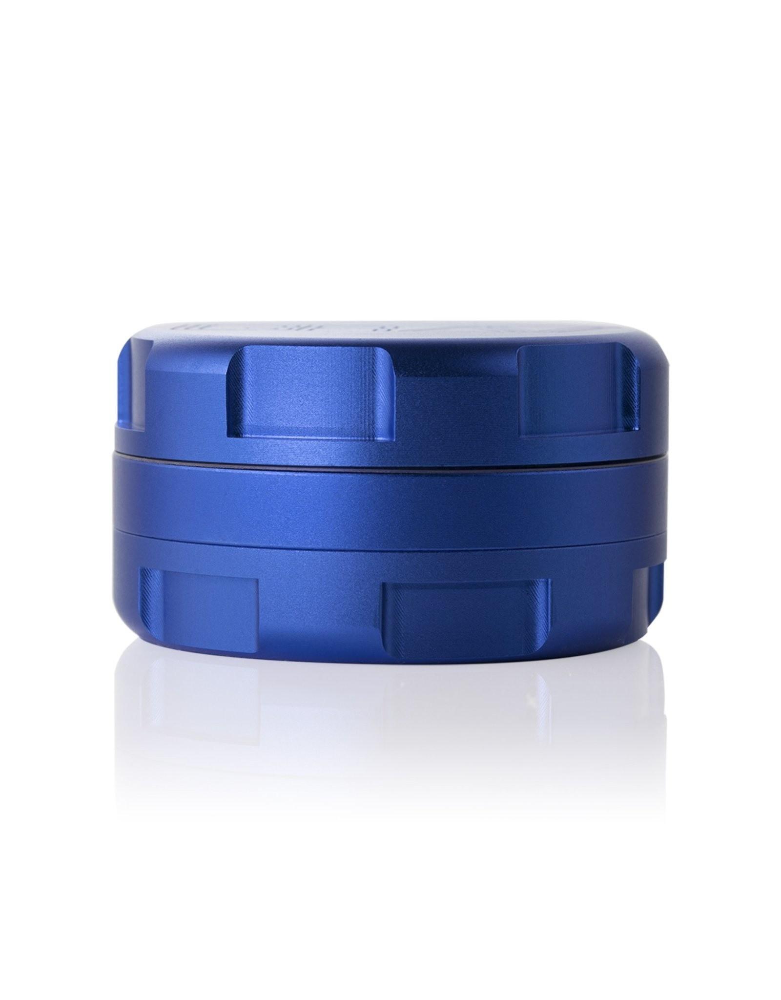 """Grav Labs Grav Lab 1.5"""" 3 Piece Grinder - Blue"""