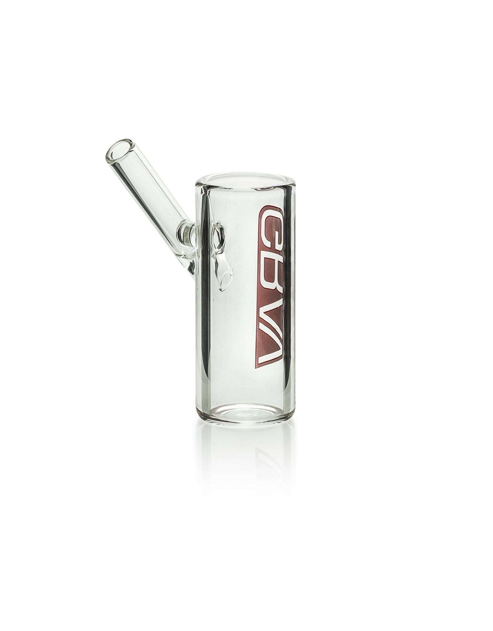 """Grav Labs 3"""" grav Shot Glass Taster Clear"""