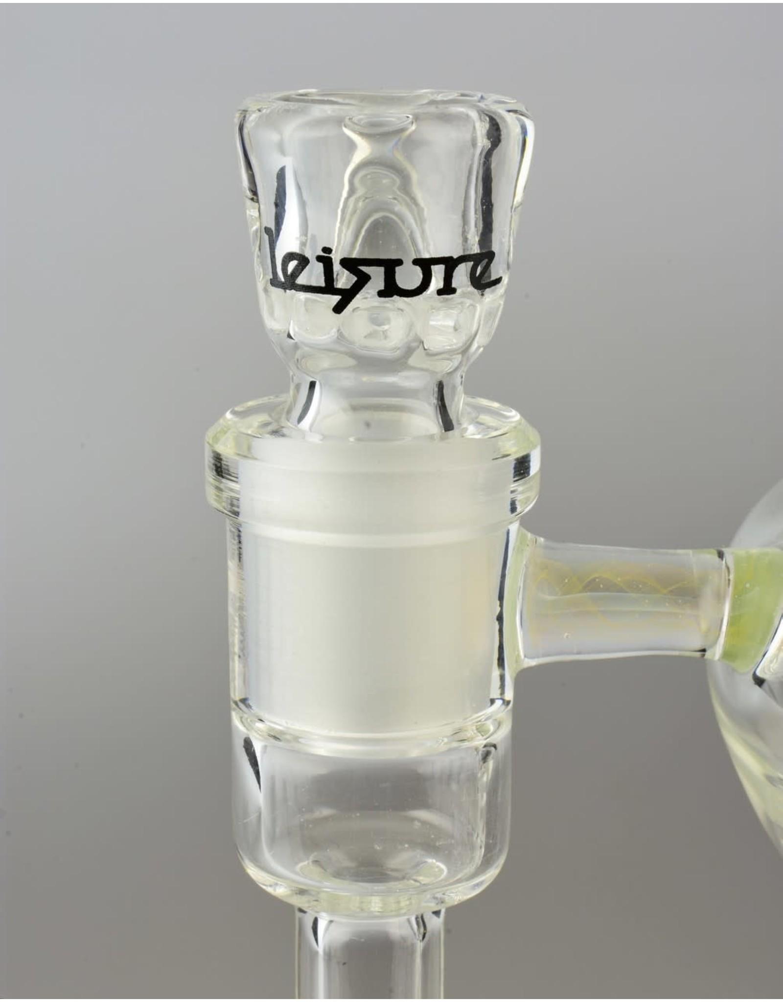 Leisure LTD glass Swiss Tree Incycler Rig