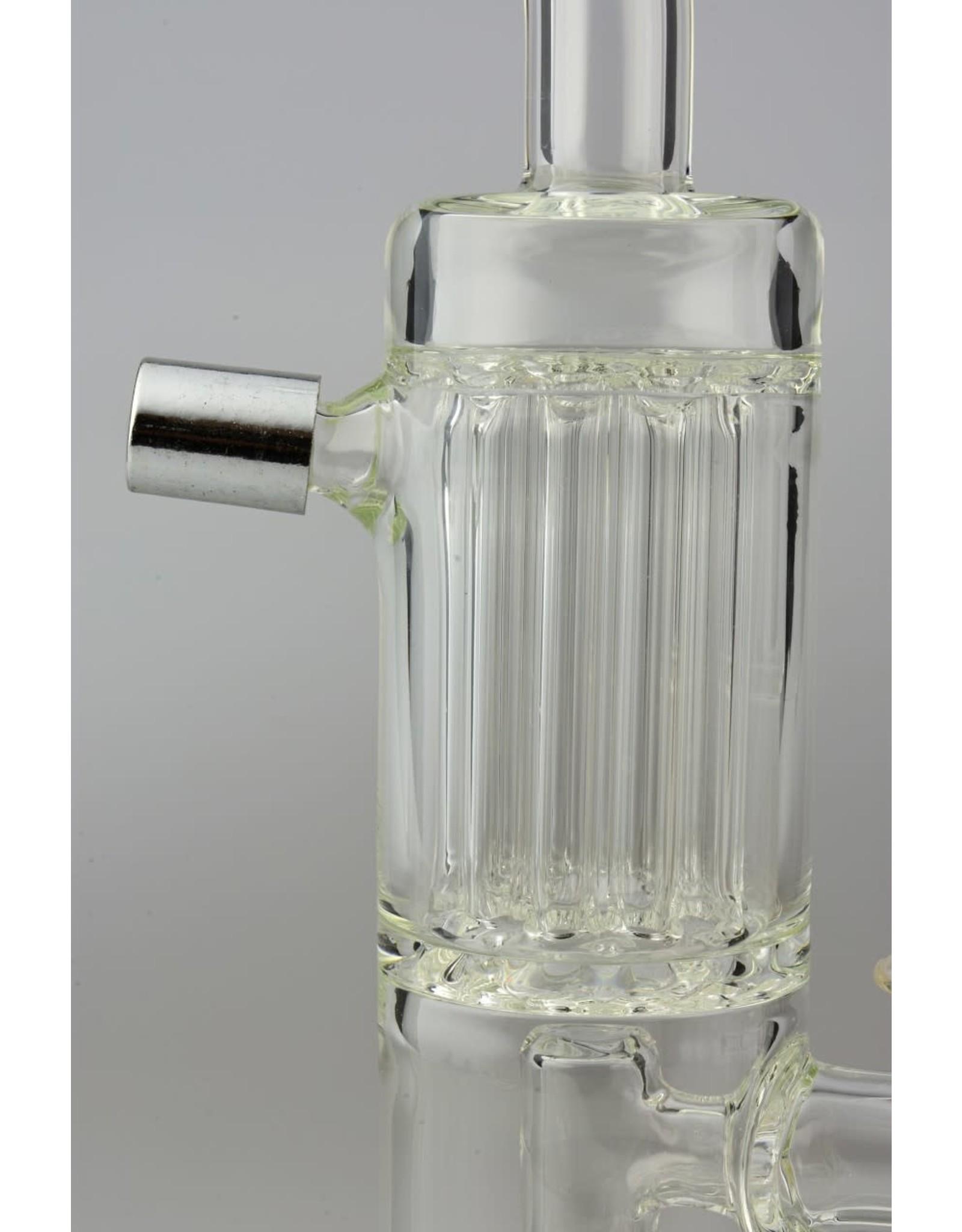 Leisure LTD glass Mini 6 Arm Tree With Glycerine