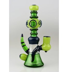 emily marie Emily Marie All Green Mini Rig With Spinning Protozoa