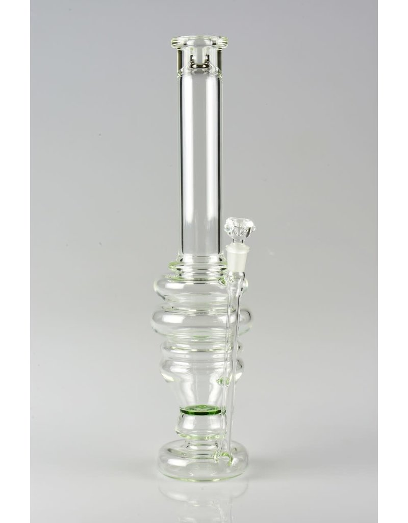 Philpot Philpot Large Stemless With 3 Hole Green Disc