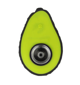"""Avocado Silicone Hand Pipe - 4.75"""""""